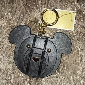 Michael Kors key chain/ charm